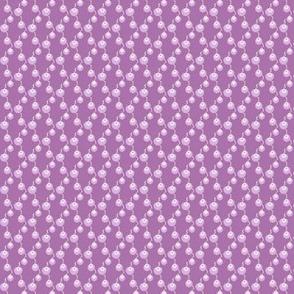 fairy lights lilac