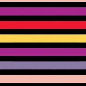 Multi-Color Stripes