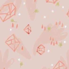 Mystic Co-ordinate Gems and Stars