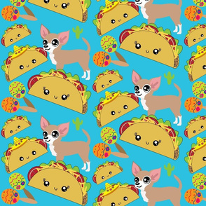 Taco & Chihuahua