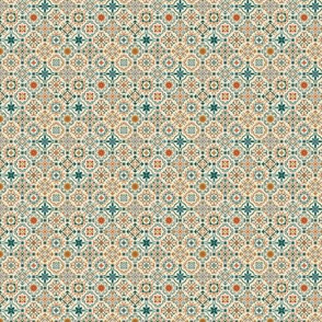 (Small)Spanish Tiles