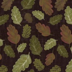 Bloomsbury Leaves