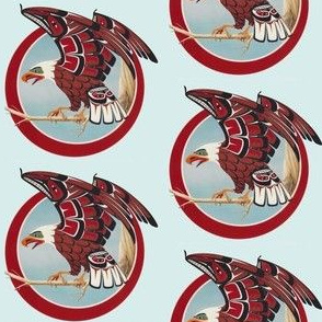 Eagle native design
