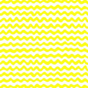 RickRack Yellow & White