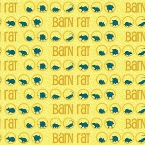Barn Hunt 1 Inch