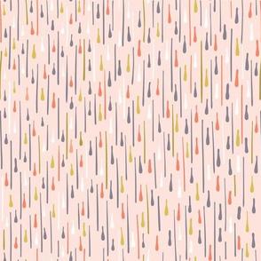 Pastel Droplets Shapes