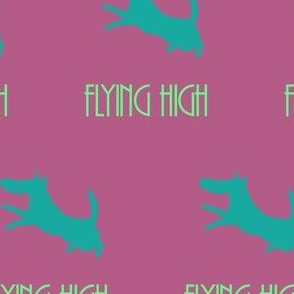 Disc Dog - Flying High
