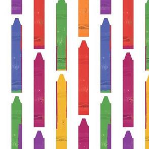 Crayon Stripe Wild