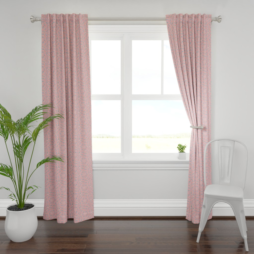 Plymouth Curtain Panel featuring C52448A4-533F-43C0-A163-505C6A82A377 by babyloafs