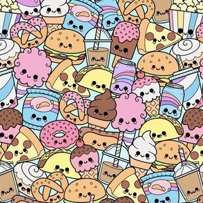 Kawaii Junk Food Munchies