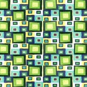 squares green 1