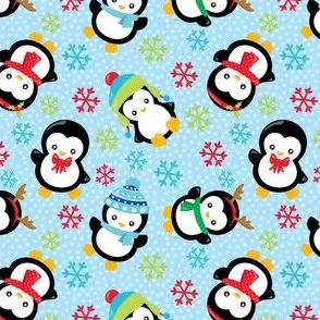 FS Playful Penguins