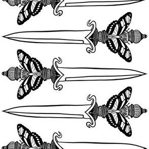 Butterfly Dagger