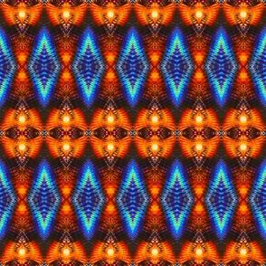 Mystical Blue Diamonds