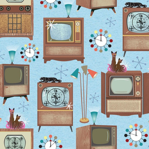 1950s TV Sets
