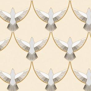 Flight of Doves