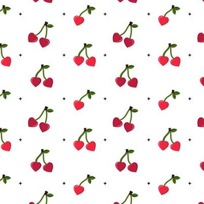 Heart Shaped Cherry