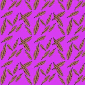 Mountain Dulcimer in Purple