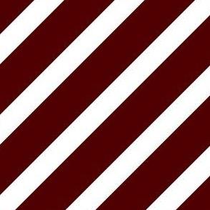 Texas AM Aggies Maroon Stripes Stripe