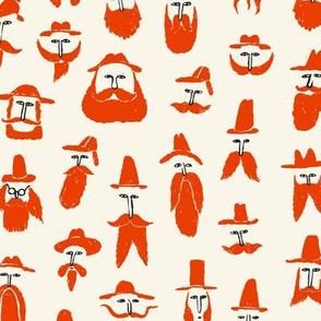 Bearded Gents