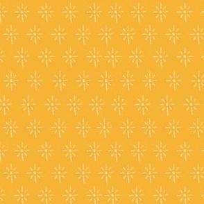 ditsy Mustard-StarSprites