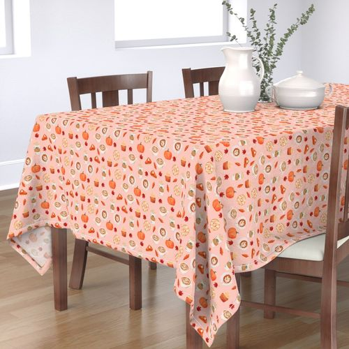 Shop Pink Tablecloths and Table Runners | Roostery Home ...