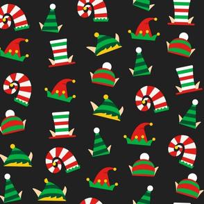 FS Christmas Elf Hats