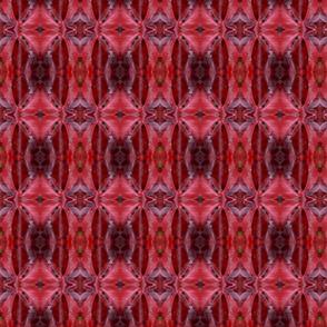 Red Leaf I (mirrored)