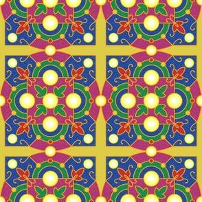 Diwali pattern