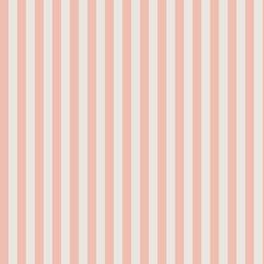 Thin stripes soft pink