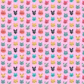 Leaves White on Black