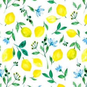 Floral-frutal coctail