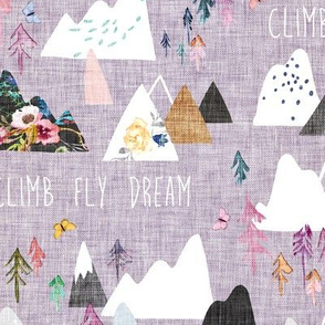 Mountain Dreams (lavender) MED