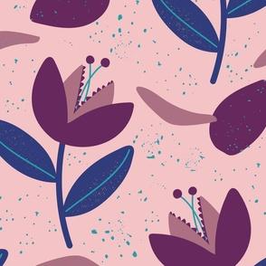 Summer Crocus Pink
