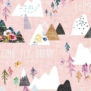 Mountain Dreams (rose) MED