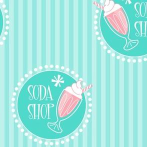 1950_ Soda Shop