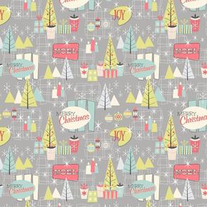 50s Retro Christmas-1