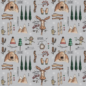 WinterWonderland_animals