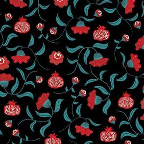 Pomegranate Noir
