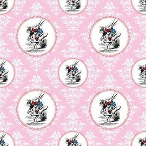 Alice in Wonderland | Herald of the Court of Hearts