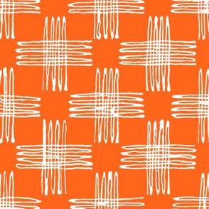 check (orange)