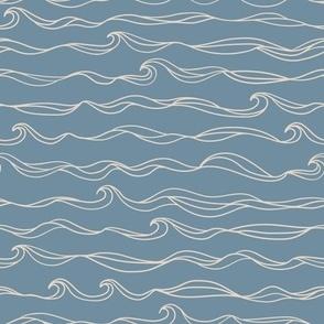 Ocean Waves (Smaller Scale)
