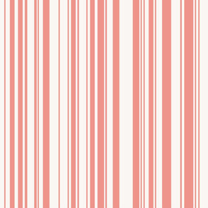 Candy floss stripe