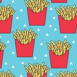 french-fries-with-red-box-on-teal