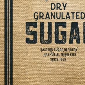 Sugar Grain Sack Burlap Flour Sack