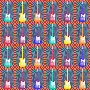1960s Electric Guitars