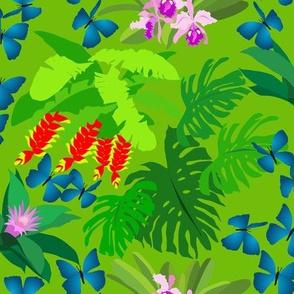 Jungle Flora - Medium