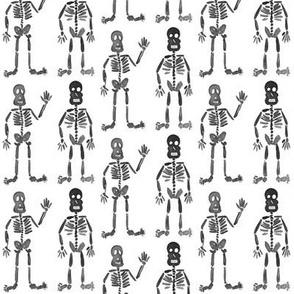 sketchy skeletons