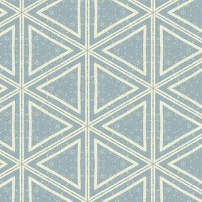 Fancy Cubes M+M Slate by Friztin