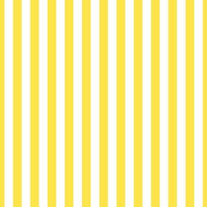 Illuminating Yellow White Perfect Stripes small